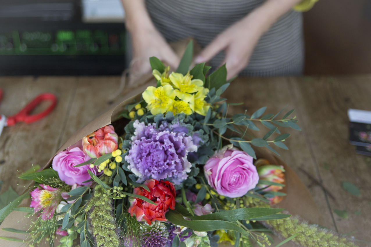 weekly bouquet brighton sussex
