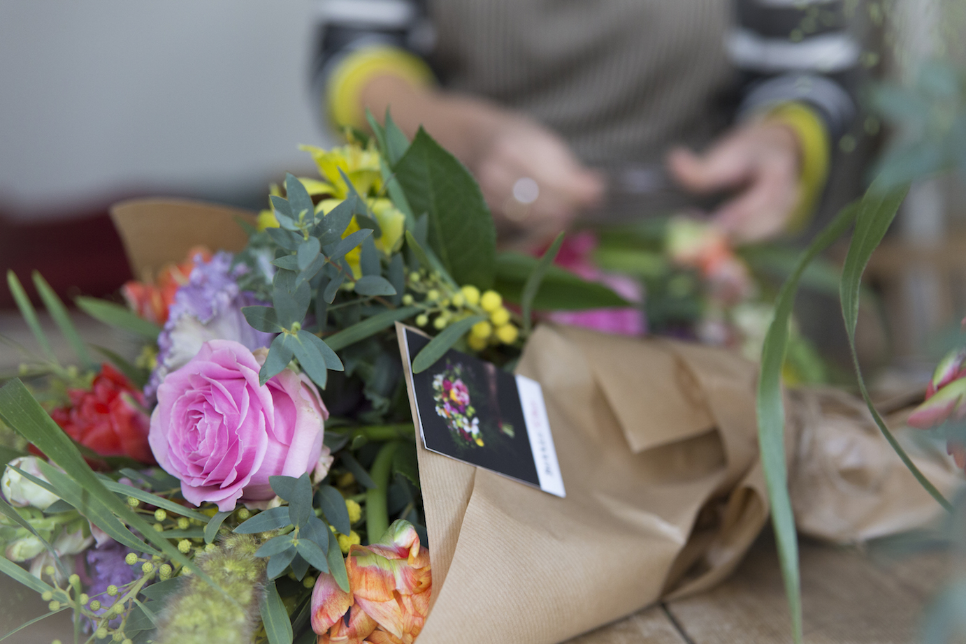 flower subscription brighton