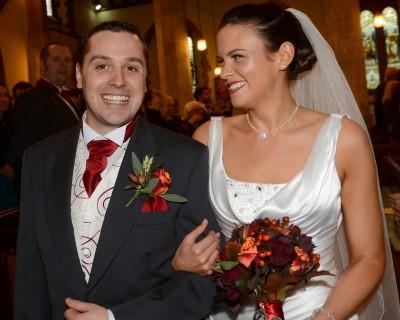 Autumn wedding ideas - Sussex