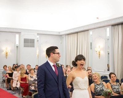 Fun wedding, the grand hotel brighton