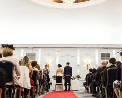 November wedding at the grand hotel brighton