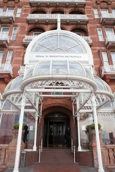 The Grand Hotel Brighton, Grand Hotel weddings