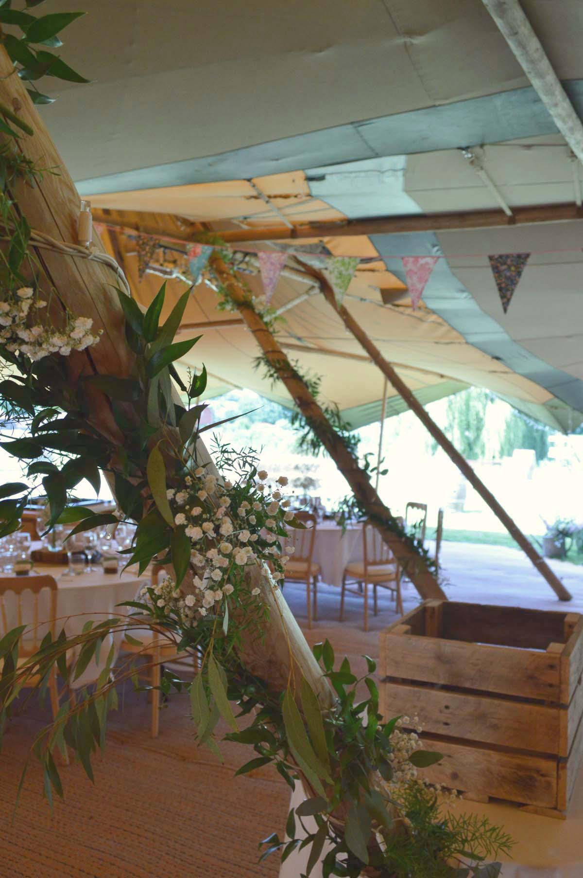 sussex tipi wedding tentario