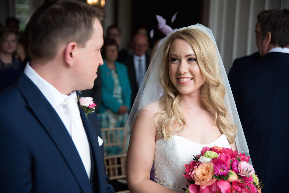 nonsuch mansion wedding, flowers by Bettie Rose