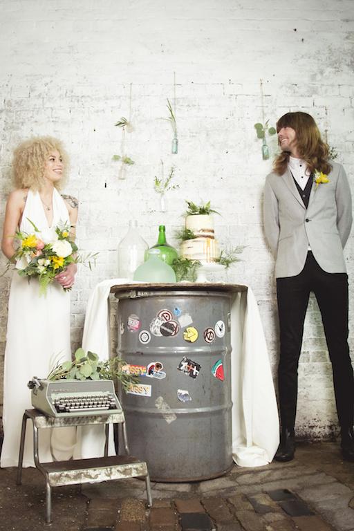 alternative wedding photgraphy