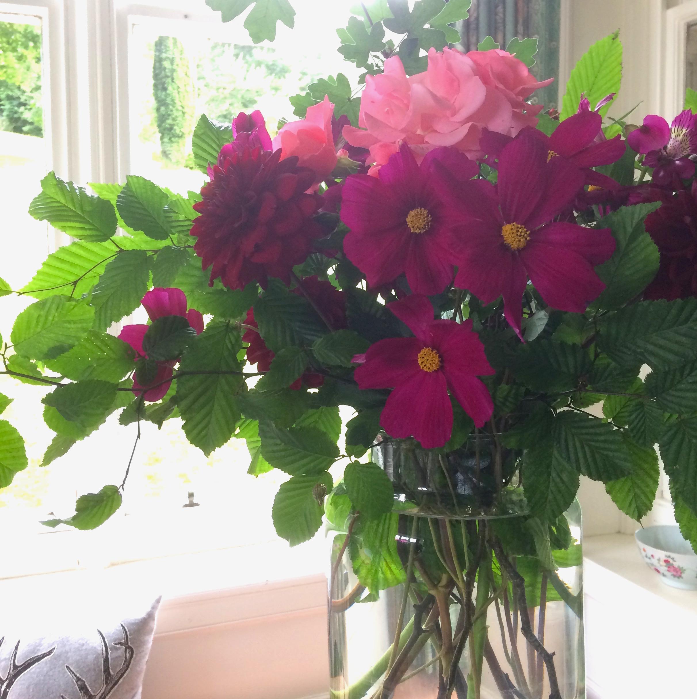 September Wedding Flowers Inspiration Bettie Rose Brighton
