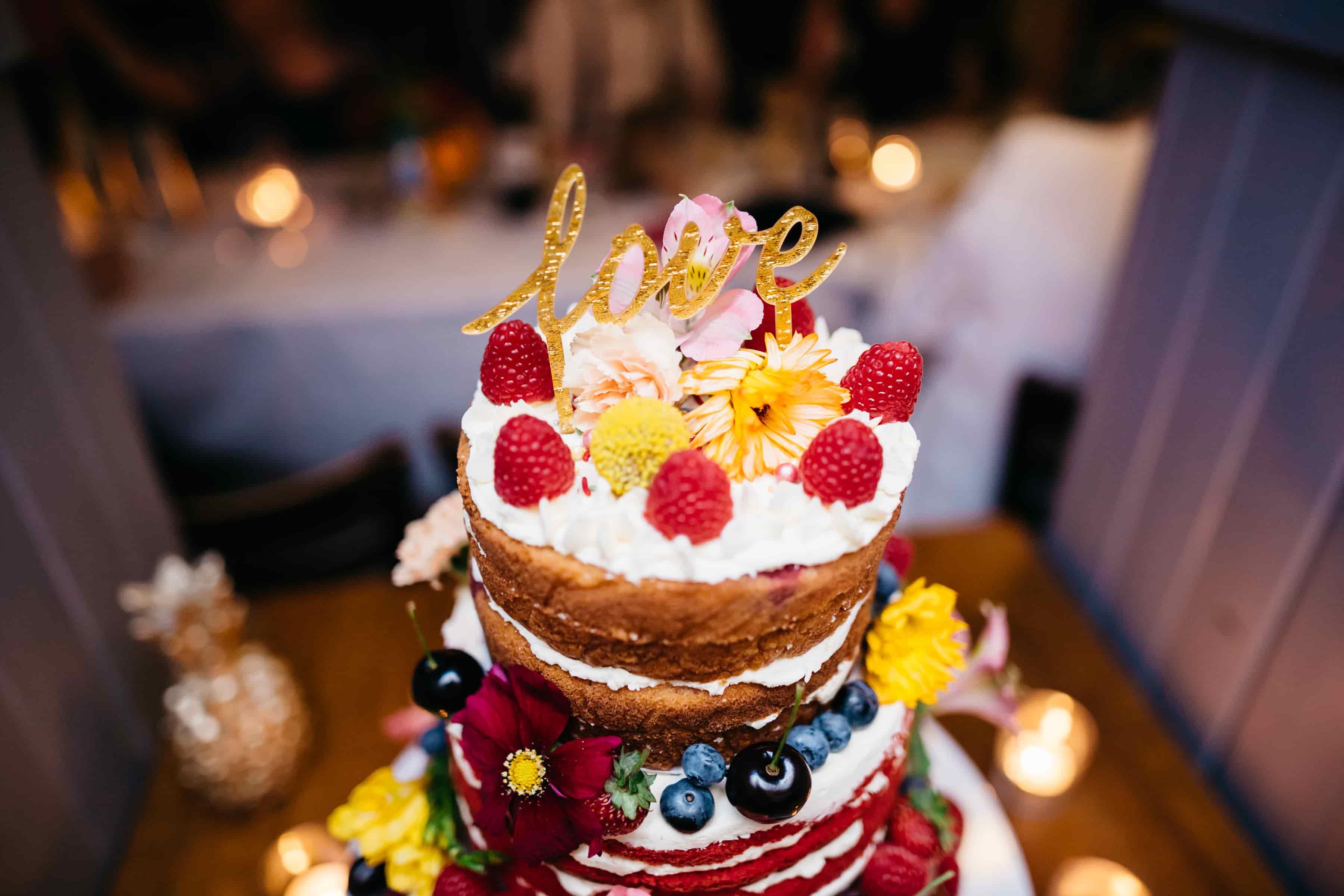 honeycomb cakes brighton, wedding cake