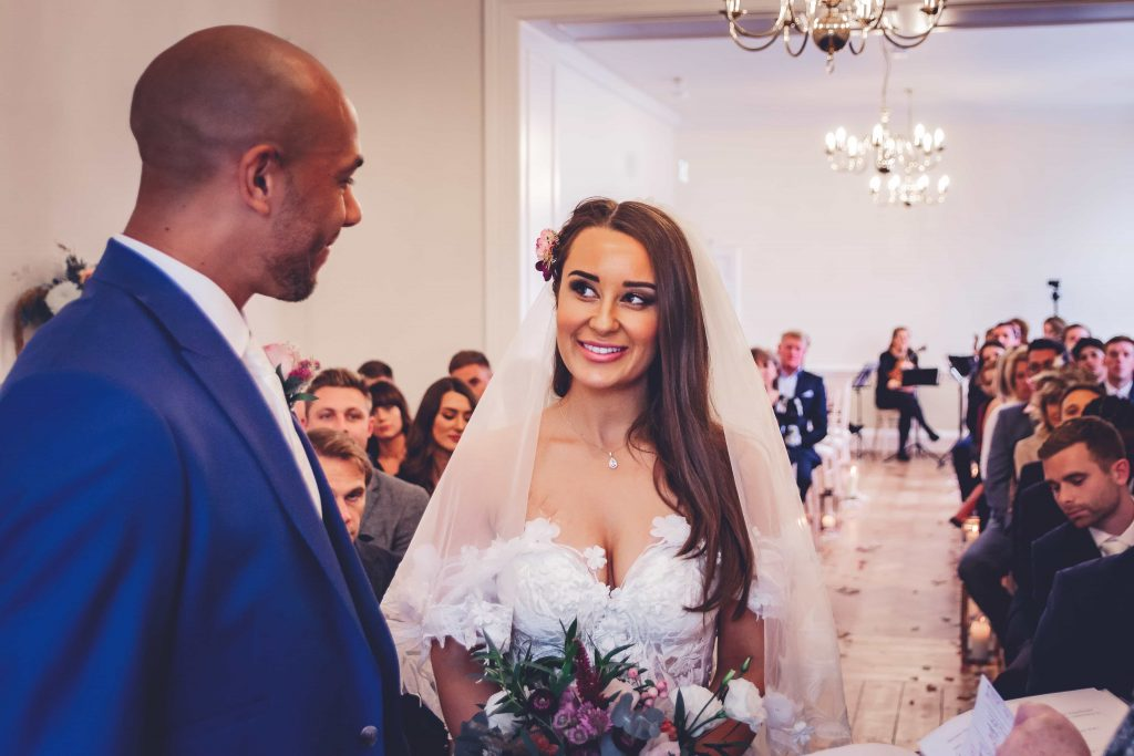 October wedding at pelham house lewes